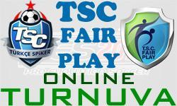 "TSC - III. PES13 ""FAIRPLAY"" Online Turnuvası"